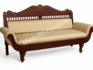 Ethnic Wooden sofa