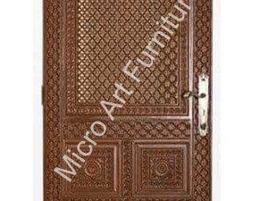 Tradtional Wooden Door